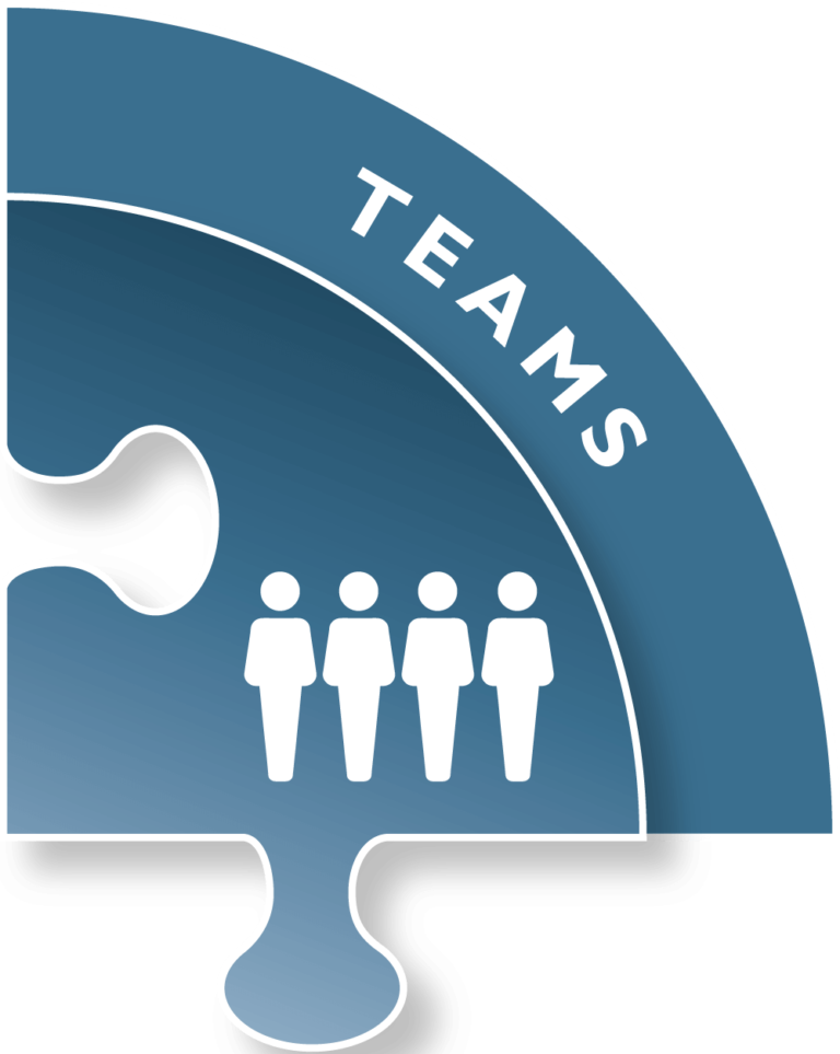 Jigsaw-Teams